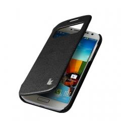Чехол JisonCase для Samsung Galaxy S4 черный