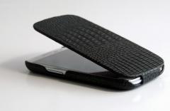 Чехол - книжка Borofone для Samsung Galaxy S4 черный