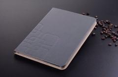 Кожаный чехол для iPad Air серый